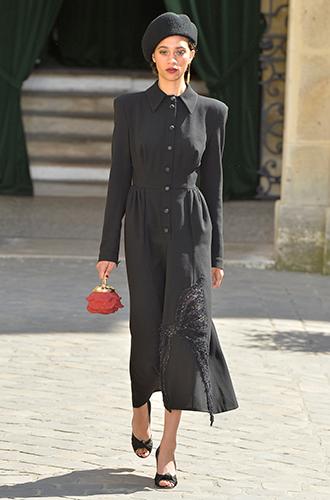 Фото №5 - Берем берет: как носить самый модный головной убор этого сезона