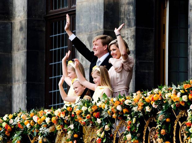 Фото №1 - 3 факта, которые вы не знали о королевской семье Нидерландов