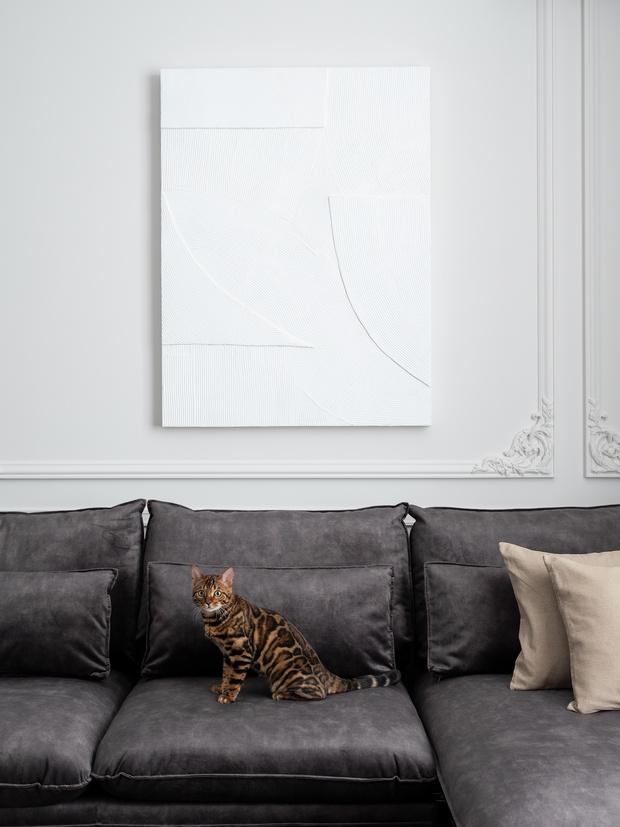 Фото №3 - Элегантный дом во французском стиледля молодой пары