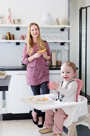 Фото №7 - Каждому - свое:  многофункциональный детский стул Stokke® Steps™  для каждого этапа развития ребёнка