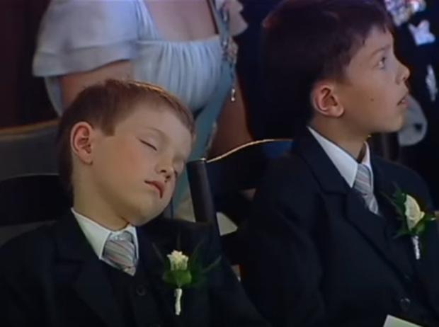 Фото №51 - Самые трогательные моменты королевских свадеб (о Гарри и Меган мы тоже не забыли)