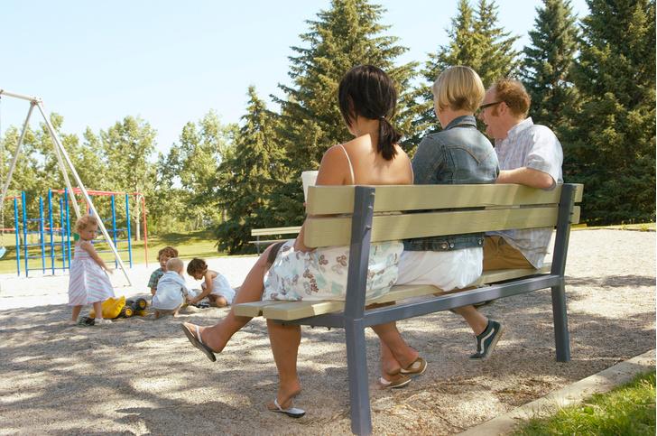Конфликты на детской площадке как реагировать