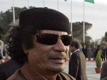 Умер Муаммар Каддафи