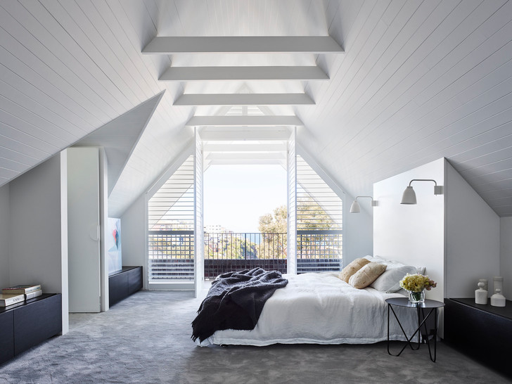 Фото №10 - Минималистский дом в Австралии по проекту Madeleine Blanchfield Architects