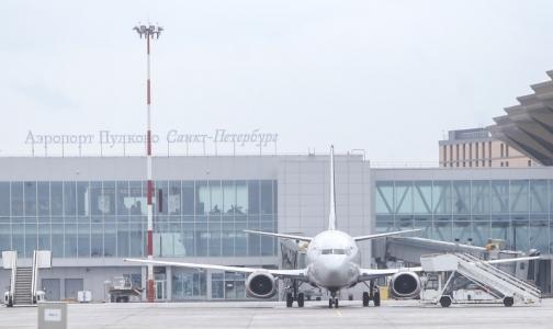 Фото №1 - Самолет до Нью-Йорка с главой Минздрава на борту экстренно сел в Петербурге