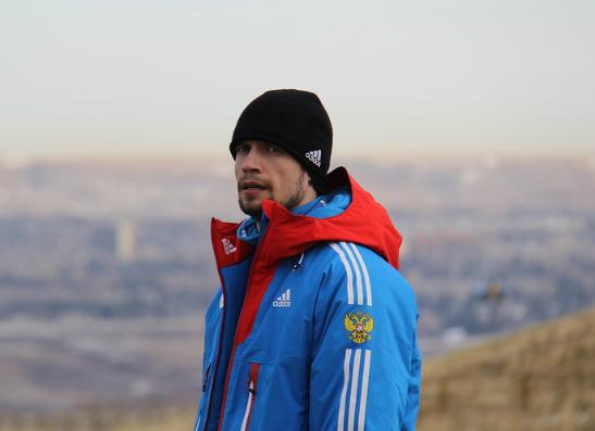 Александр Третьяков, скелетон