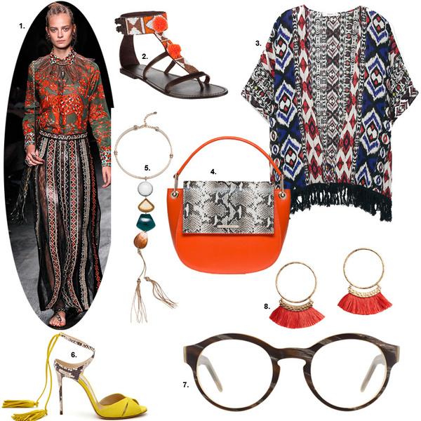 Модные тенденции весны лета 2016