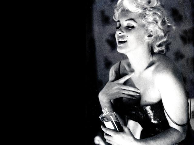 Мэрилин Монро и Chanel № 5
