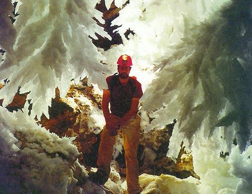 Фото №1 - Поедающие скалы