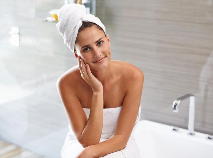Фото №1 - С чистого листа: как правильно ухаживать за кожей после душа