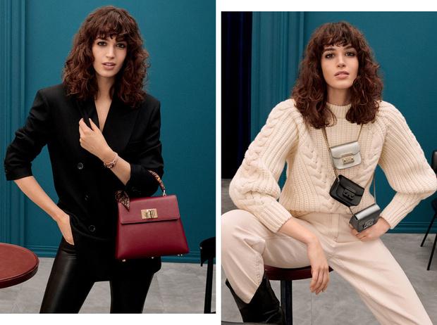Фото №1 - Флирт по-итальянски: как носить сумки из новой коллекции Furla