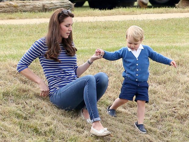Фото №3 - Как и почему Кейт поменяла свою родительскую тактику за последний год