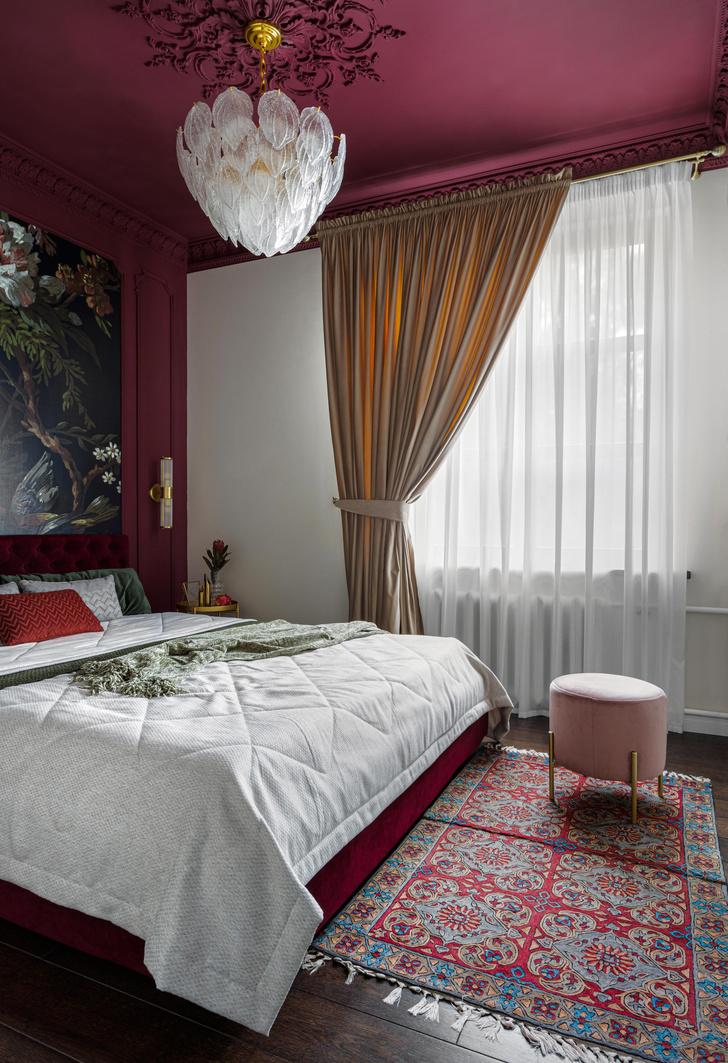 Фото №7 - Квартира в эклектичном стиле в Москве
