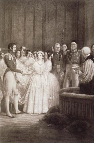 Фото №6 - Мода на белое: история традиционного наряда невесты