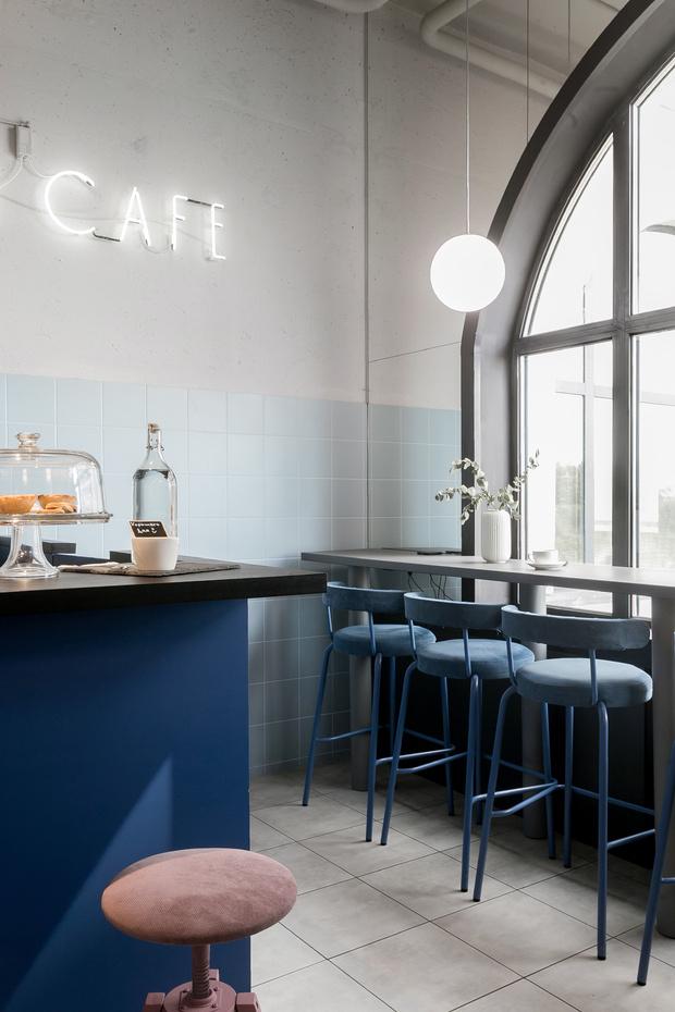 Фото №1 - Маленькое уютное кафе в Минске