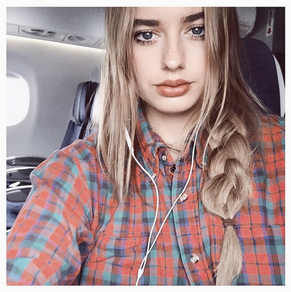 Фото №1 - Звездный Instagram: Знаменитости и самолеты