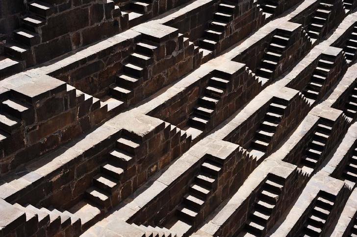 Фото №1 - Лестницы в небо: 7 необычных рукотворных сооружений со ступенями