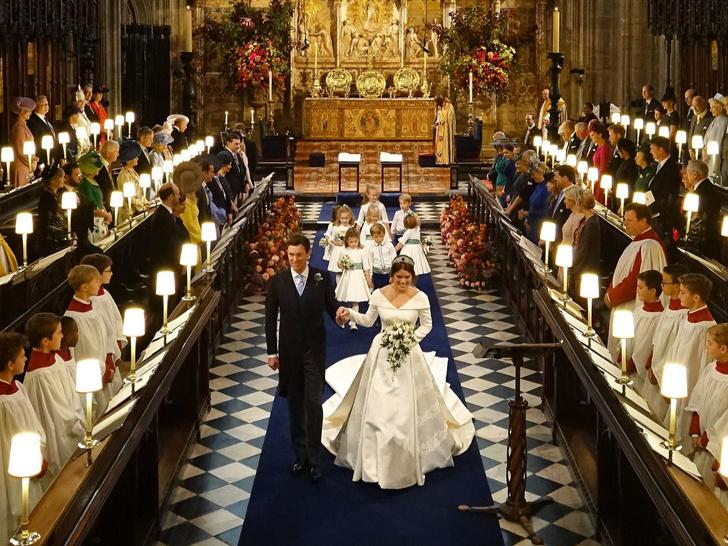 Фото №2 - Почему мы больше не увидим королевских свадеб Виндзоров (скорее всего)