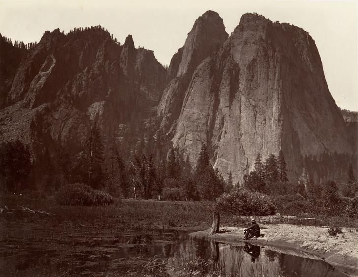 Фото №3 - Посмотрите, как выглядели известнейшие национальные парки планеты век назад