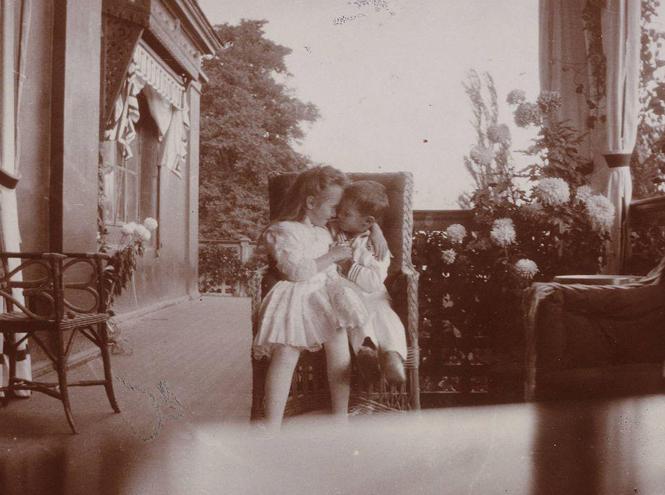 Фото №21 - Милые и забавные архивные фото царской семьи Романовых