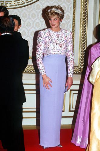 Фото №13 - До/после: как принцесса Диана дарила вторую жизнь старым нарядам