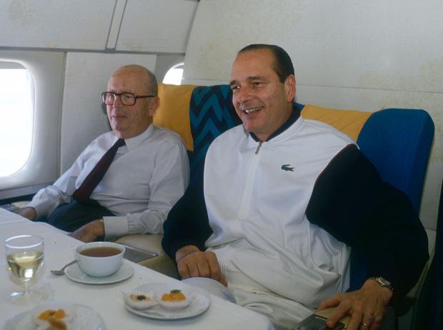 Фото №14 - Каким был Жак Ширак: 18 неформальных фото экс-президента Франции