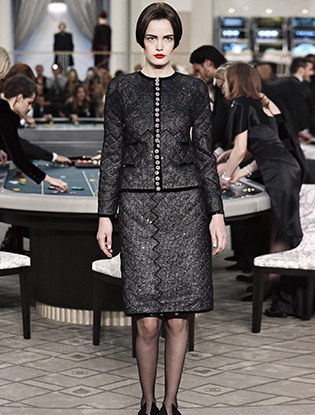 Фото №8 - Неделя Высокой моды в Париже: Chanel FW2015/16