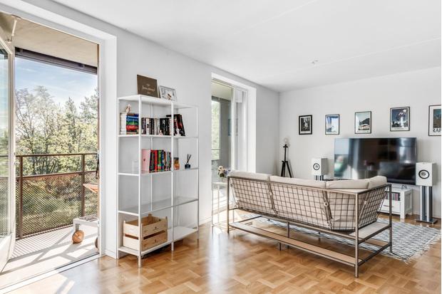 Фото №5 - Маленькая квартира в пригороде Стокгольма
