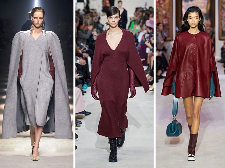 Фото №10 - 10 трендов осени и зимы 2020/21 с Недели моды в Париже