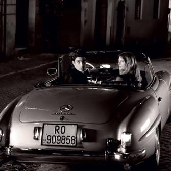 Луи Гаррель (Louis Garrel) в реклманой кампании аромата Valentino Uomo