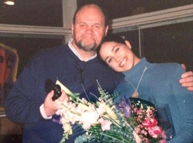 Фото №2 - Почему Меган Маркл не общается с отцом на самом деле