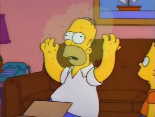 Почти 30 лет назад «Симпсоны» предсказали появление коронавируса