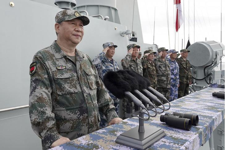 Фото №1 - Китайские военные получат премии в криптовалюте