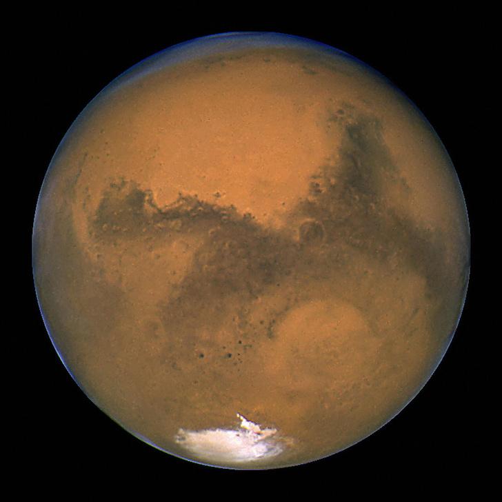 Фото №1 - Озвучена новая теория образования Марса