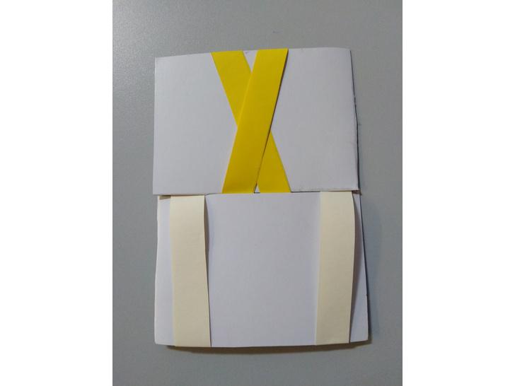 Фото №7 - Как сделать ребенку «волшебный бумажник»: инструкция в картинках и видео