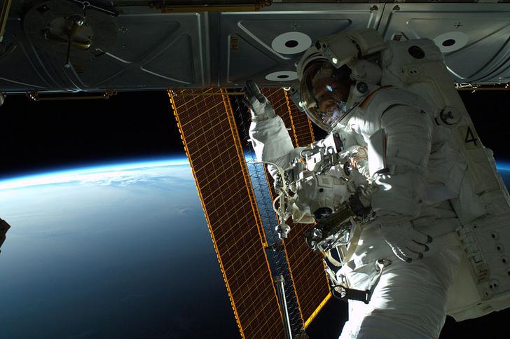 Фото №1 - Космические путешествия меняют ДНК человека