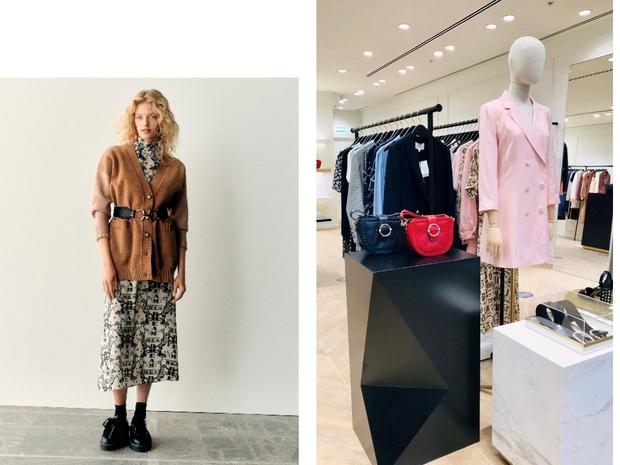 Фото №3 - Время шопинга: Sandro, Maje и Claudie Pierlot открыли новые бутики в Москве