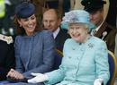Будущая королева: почему Кейт больше похожа на Елизавету, чем на Диану