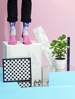Фото №2 - В SOHO появилась коллекция носков Happy Socks