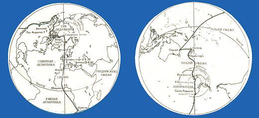 Фото №1 - Вокруг света по меридиану. Часть I