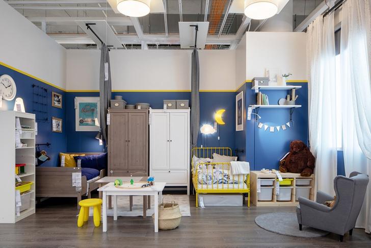 Фото №1 - Первый магазин городского формата ИКЕА Ходынское Поле открыл свои двери