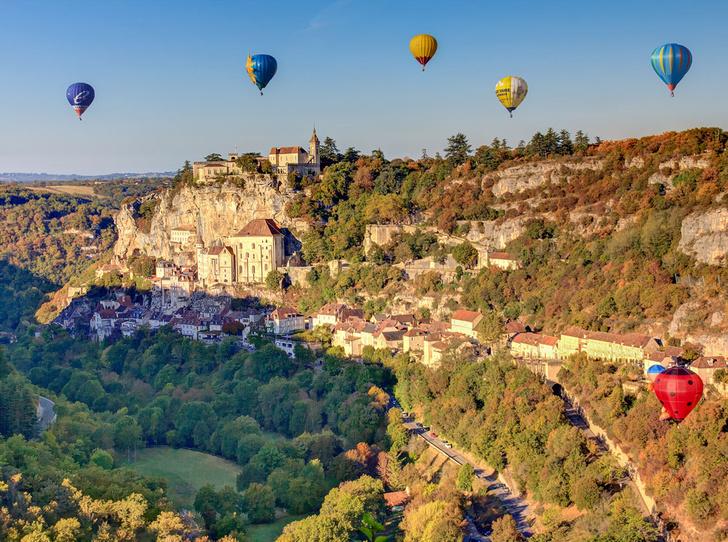 Фото №3 - Шесть лучших мест для полетов на воздушном шаре