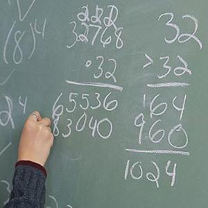 Фото №1 - Английские учителя плохо решают задачи