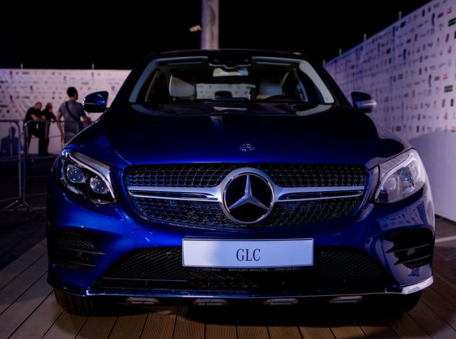 Фото №3 - Mercedes-Benz на «Новой волне»