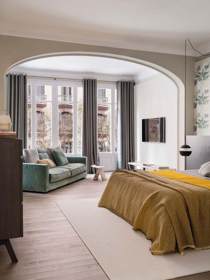 Фото №9 - Многофункциональная спальня: 8 идей для зоны сна