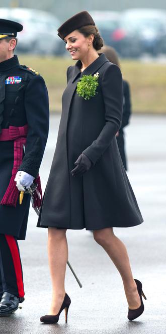 Фото №13 - Не дождетесь: герцогиня Кембриджская в отличном настроении