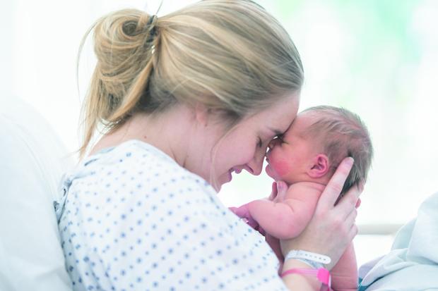 Фото №8 - Как меняется младенец в первые сутки после родов