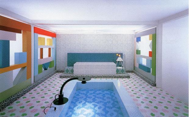 Фото №8 - Выставка Memphis в Музее Дизайна Vitra
