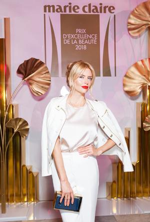Фото №46 - Журнал Marie Claire наградил лауреатов Prix d'Excellence de la Beaute 2018