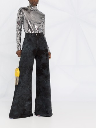 Фото №11 - Самые трендовые джинсы сезона весна-лето 2021: собрали 11 пар, которые украсят ваш гардероб